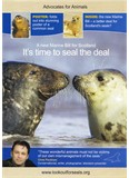 Advocates for Animals - Seal Campaign